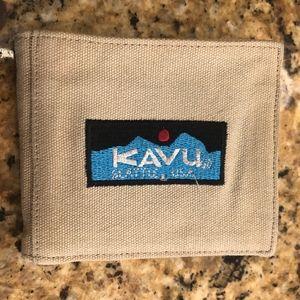 Unisex Kavu Bi-Fold Wallet